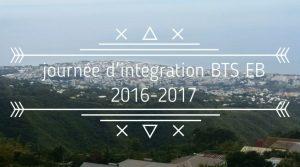 Sortie Intégration BTS EB