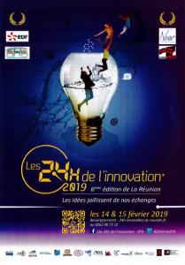 24h00 de L'innovation – Edition 2019 – Equipes sélectionnées